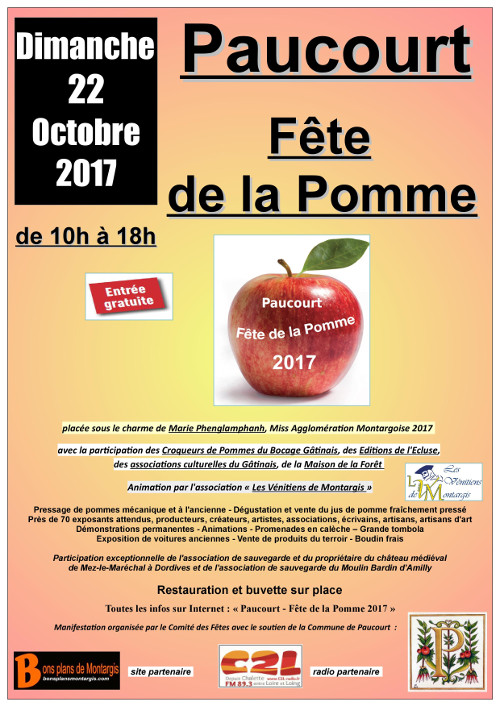 FETE DE LA POMME 2017